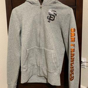 VS PINK Giants hoodie